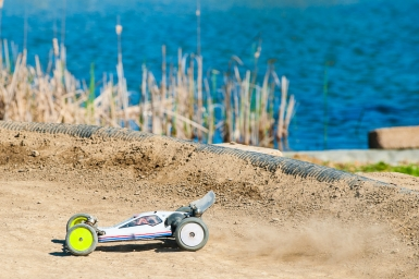 Losi 22 at Sids Raceway