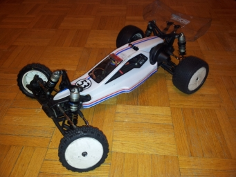 New-to-me Losi 22 Buggy